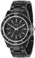 Fossil Women's Stella Topring ES2443 Plastic Quartz Watch with Dial