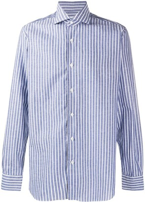 Barba Relaxed Stripe Shirt