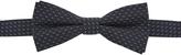 Oxford Bowtie Cotton Navy