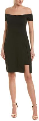 Susana Monaco Off-The-Shoulder A-Line Dress