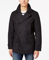 Michael Kors Wool Blend Mackinaw Coat