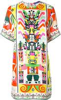 Emilio Pucci printed dress - women - Silk - 40