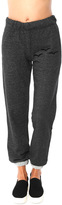 Lazypants Niki French Terry Classic Sweatpant With Side Pockets