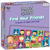 University Games Brain Quest Find Your Friends Game by