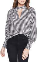 Bardot Jamie Gingham Shirt