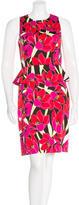 Kate Spade Tropical Peplum Dress w/ Tags