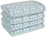 Linum Home Textiles Kula 4-pack Hand Towels