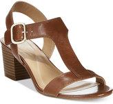 Alfani Women's Yullia T-Strap Sandals, Only at Macy's