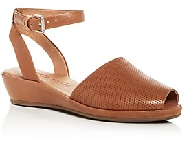 Gentle Souls by Kenneth Cole Women's Lily Demi-Wedge Sandals