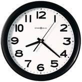 Howard Miller Kenwick Wall Clock, Black, 34cm
