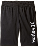 Hurley One and Only Dri Fit Shorts (Little Kids)