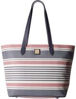 Dooney & Bourke Westerly Large Zip Shopper Handbags