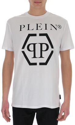 Philipp Plein Logo Printed T-Shirt
