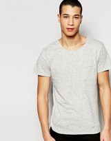 Selected Homme Nep T-shirt With Pocket
