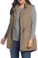 Levi's Plus Size Women's Parachute Cotton Vest