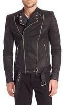 Balmain Blouson Moto Jacket