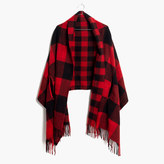 Madewell Reversible Cape Scarf