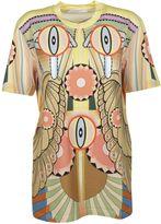 Givenchy Crazy Cleopatra Print T-shirt