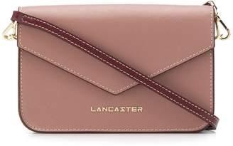 Lancaster envelope-style crossbody bag