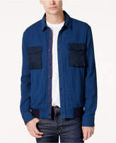 American Rag Men's Denim Shirt Jacket, Created for Macy's