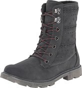 Roxy Women's Pike Boots Combat Boot