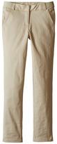 Nautica Straight Leg Stretch Twill Pants (Little Kids)