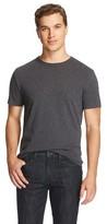 Merona Men's Crewneck T-Shirt Molten Lead