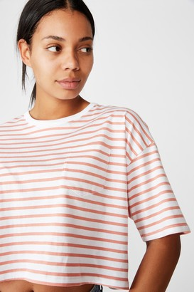 Cotton On The One Slouch Pocket Tee