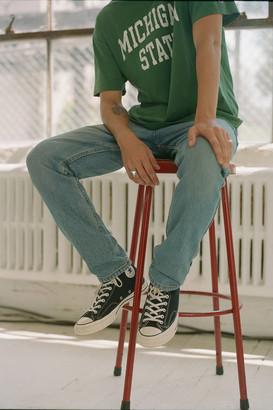 BDG White Water Slim Jean