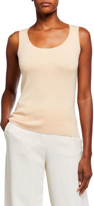 Michael Kors Cashmere Sleeveless Shell