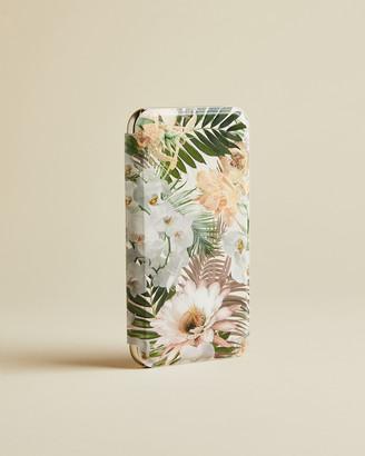 Ted Baker ABBIEEY Woodland iPhone XR mirror case