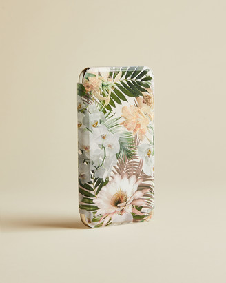 Ted Baker ABBIEEY Woodland iPhone XR mirror case