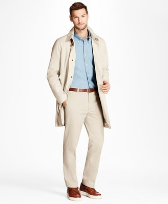 Brooks Brothers Newbury Trench Coat