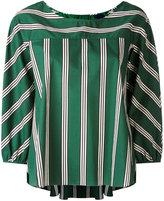 Aspesi striped oversized top