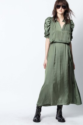 Zadig & Voltaire Ray Satin Dress