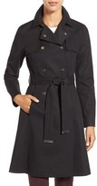 Ted Baker Women's Double Breasted Trench Coat