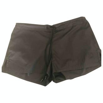 Hermes Black Cotton Shorts for Women