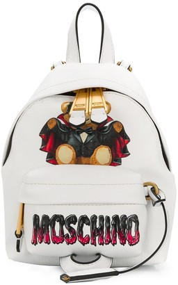 Moschino Bat Teddy Bear mini packback