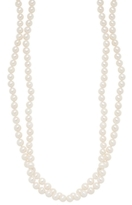 Endless Freshwater Pearl Strand Necklace