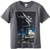 Star Wars Boys 8-20 Rebel Airlines Regular Tee
