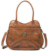Patricia Nash Cuban Burned Collection Fabas Satchel
