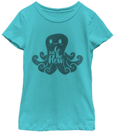 Fifth Sun Tahi Blue 'Go With the Flow' Tee - Toddler & Girls