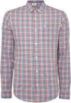 Original Penguin Plaid Check Long Sleeve Shirt