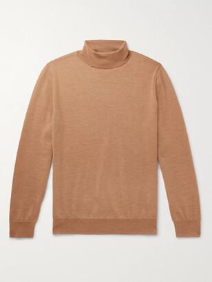 A.P.C. Dundee Merino Wool Rollneck Sweater