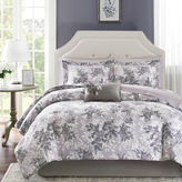 JCPenney Madison Park Abbey 7-pc. Twin Complete Bedding Set with Sheets
