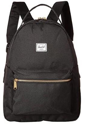 Herschel Nova Mid-Volume (Black) Backpack Bags