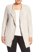 Nic+Zoe Plus Size Women's Knit Jacket