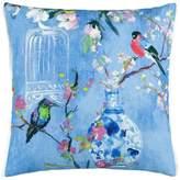 Designers Guild Istoriato Cushion - 50x50cm - Cobalt