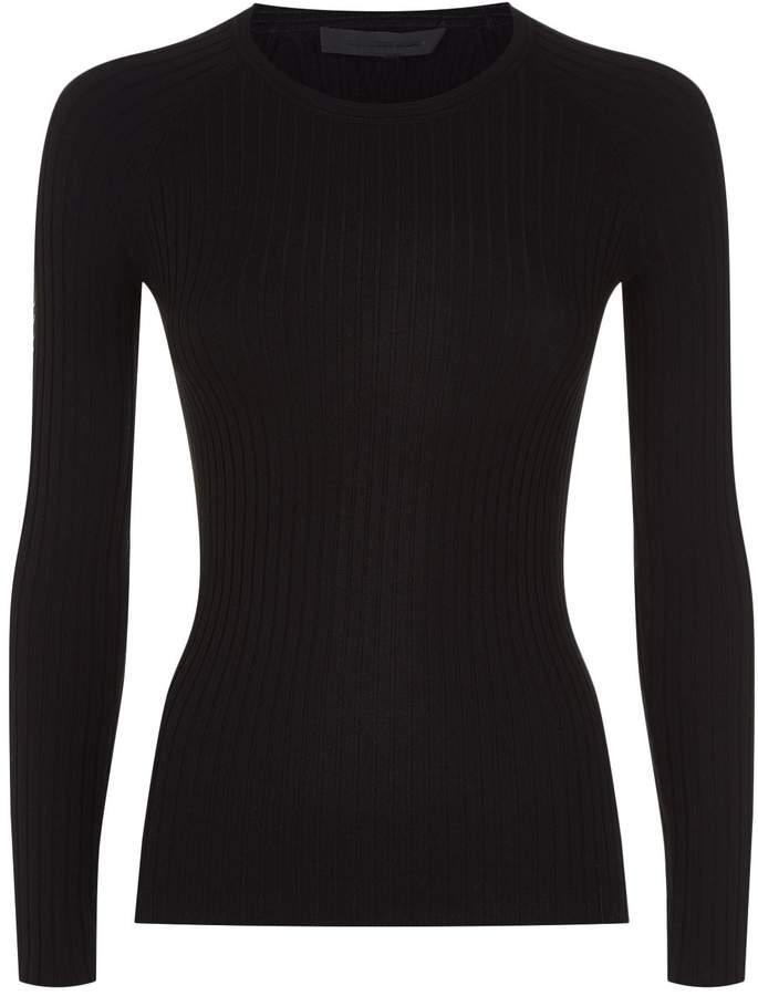 Alexander Wang Pin Embellished Sweater