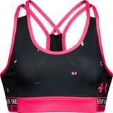 Under Armour Girls 7-16 HeatGear Printed Sports Bra
